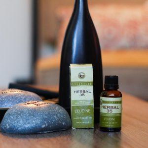 Leudine Herbal 35 Body Oil