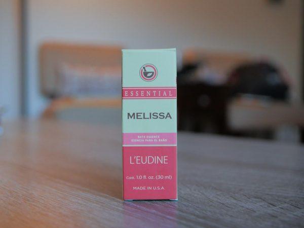 Leudine Melissa Bath Essence