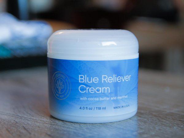 Leudine Blue Reliever Cream