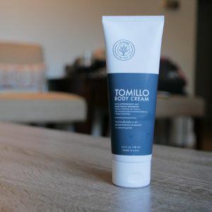 Leudine Tomillo Body Cream